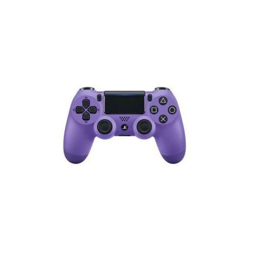 Sony interactive entertainment Kontroler bezprzewodowy sony playstation dualshock 4 v2 fioletowy (0711719955603)
