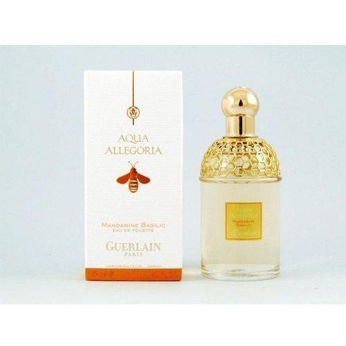 Guerlain  aqua allegoria mandarine basilic edt 75 ml - guerlain aqua allegoria mandarine basilic 75 ml
