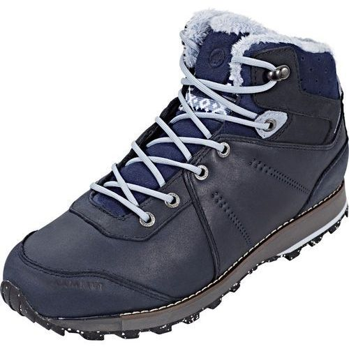 chamuera mid wp buty kobiety niebieski uk 8 | 42 2018 trapery turystyczne marki Mammut