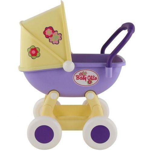 Wózek dla lalek arina 4-kołowy - polesie poland marki Wader-polesie