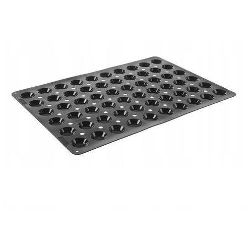 Silikonowa forma do pieczenia 60x40 cm - mini-tartelette marki Hendi