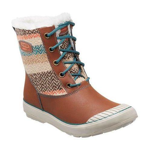 Keen Buty elsa boot wp women - wool striped