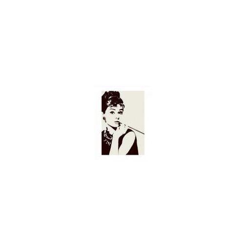 Audrey Hepburn (Papieros) - reprodukcja (5051265430090)