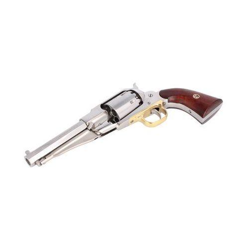 Rewolwer Pietta 1858 Remington New Model Army Sheriff Inox kal. 44 (RGSSH44) z kategorii Inne militaria