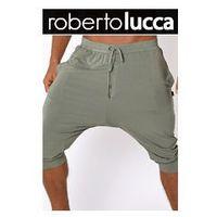 Roberto lucca 3/4 spodnie 70047 00140 enrico