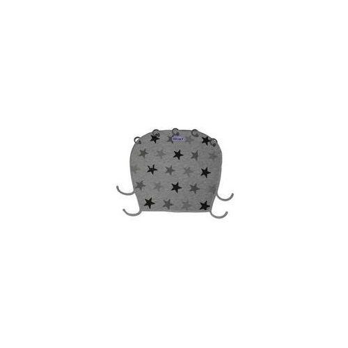 Os�onka do w�zka i fotelika Dooky (Design Grey Stars), T-XP-126616