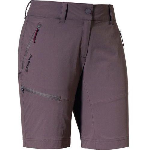 Schöffel Toblach1 Spodnie krótkie Kobiety brązowy 38 2018 Szorty syntetyczne