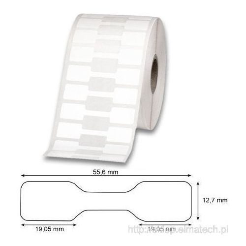 Etykiety jubilerskie 56x13 termiczne - 3510szt., 10010064