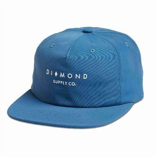 Czapka z daszkiem - marquise cut clipback sp18 slate (sla) rozmiar: os marki Diamond