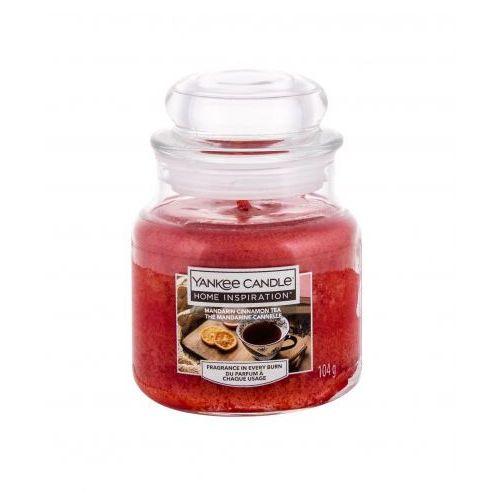 Yankee Candle Mandarin Cinnamon Tea świeczka zapachowa 104 g unisex