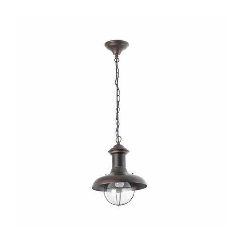 Faro barcelona Faro estoril lampa wisząca rudy, 1-punktowy - przemysłowy - obszar zewnętrzny - pendelleuchte - czas dostawy: od 2-3 tygodni