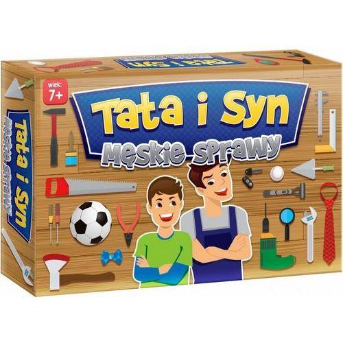 Kangur Tata i syn. męskie sprawy. gra rodzinna (5902768471311)
