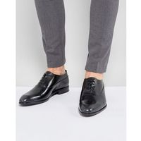 HUGO Appeal Lace Up Leather Oxford Shoes in Black - Black