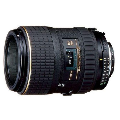 af 100mm f/2,8 at-x af pro d (canon) - przyjmujemy używany sprzęt w rozliczeniu | raty 20 x 0% marki Tokina
