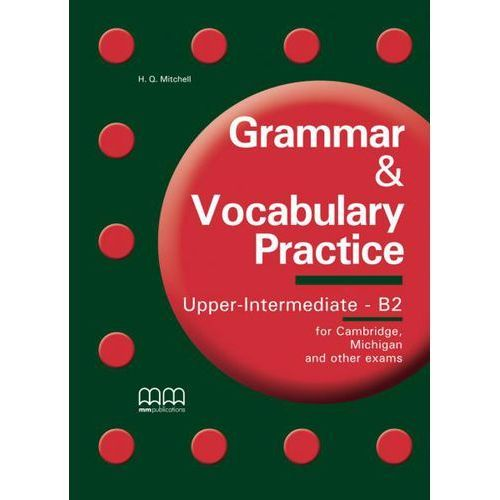 Grammar And Vocabulary Practice upper-intermediate Students Book (2008)
