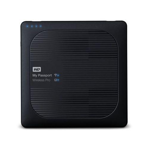 Dysk Western Digital My Passport Wireless 3TB, WDBSMT0030BBK-EESN
