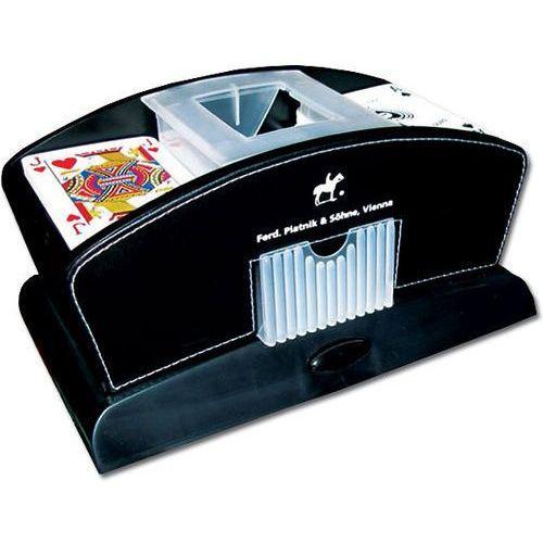 Maszynka do tasowania na baterie marki Piatnik