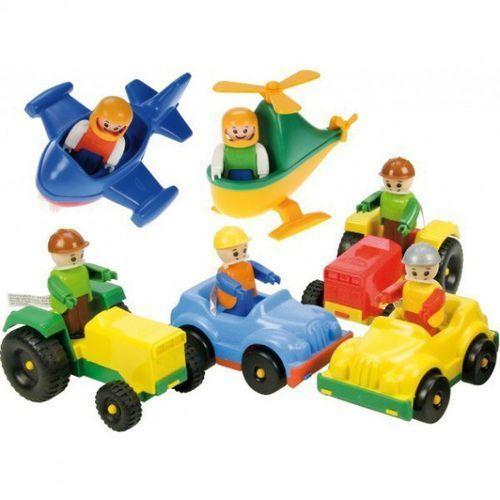 Lena  mały świat samochody (4006942727605)