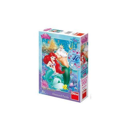 Dino toys Puzzle 200 diamond arielka dino (8590878422117)