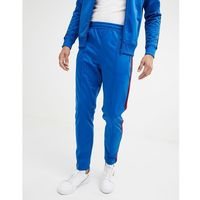 track pants with taping in blue - blue, United colors of benetton, XS-M