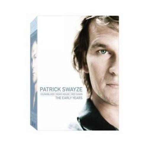 Gwiazdy kina: Patrick Swayze (3xDVD) - Rowdy Herrington, Peter Markle, John Milius, towar z kategorii: Pakiety filmowe