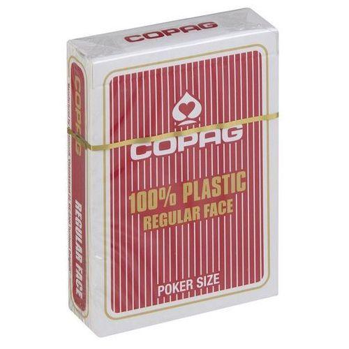 Karty Poker czerwone (5411068400438)