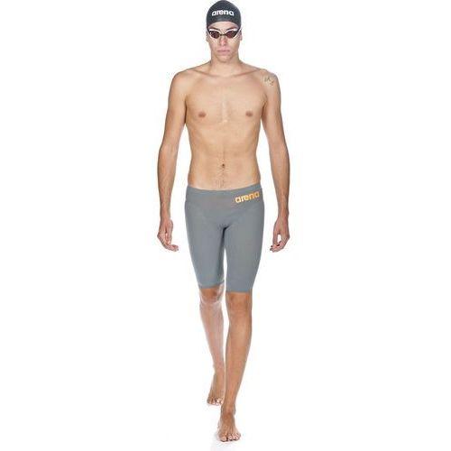 powerskin r-evo one spodenki kąpielowe mężczyźni szary de 0 / uk 24 2018 szorty kąpielowe, Arena