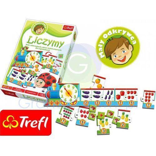 Gra liczymy- marki Trefl
