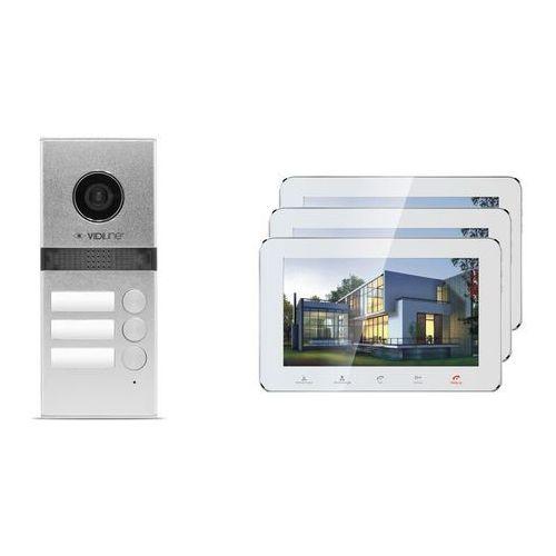 Vidiline Wideodomofon ip 3-rodzinny v-ip7-d3