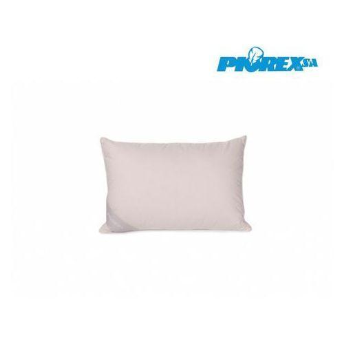 Poduszka puchowa dziecięca linia ekskluzywna, kolor - kremowy, rozmiar - 40x60 wyprzedaż, wysyłka gratis marki Piórex