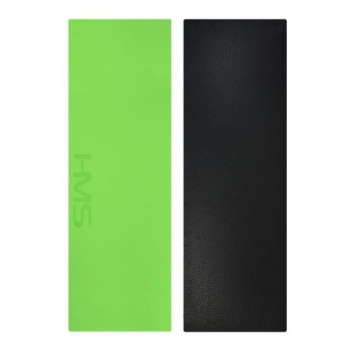 Hms ym06 green - 17-44-143 - mata premium do jogi - zielony
