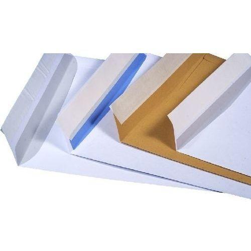 Nc koperty Koperta c-4 hk biała okno lewe, góra 250 szt. z paskiem - x03498