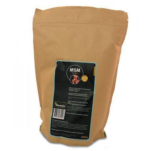 MSM - Metylosulfonylometan proszek 1 kg Hanoju