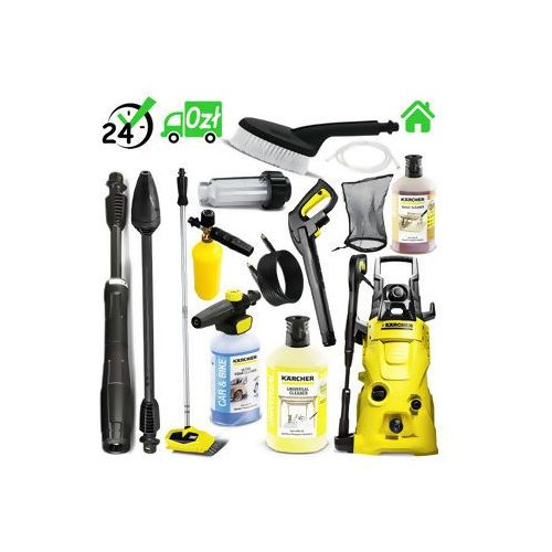 Karcher K 4.25 Home Wood+