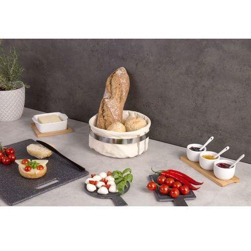 Koszyk na chleb, pieczywo, owoce - kolor beżowy, marki Zeller