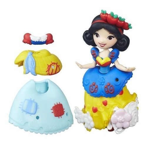Hasbro Disney princess mini laleczka z sukienką śnieżka (5902002983457)