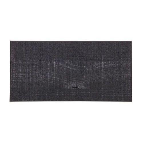 Woood Próbka drewna sosnowego litego czarny 10x25 - Woood 359952-GZZ, 359952-GZZ