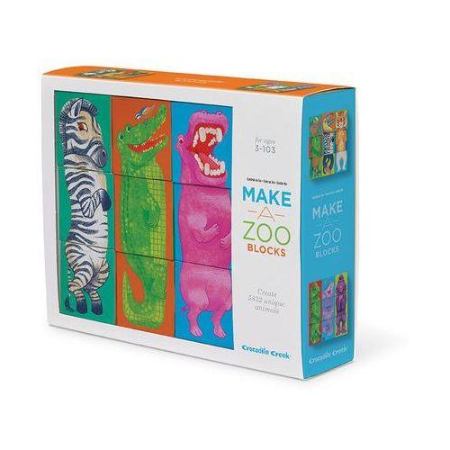 Klocki układanki - zbuduj zoo