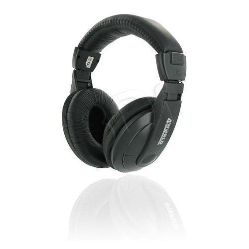HiFi na pałąku 04164 marki 4World - słuchawki audio