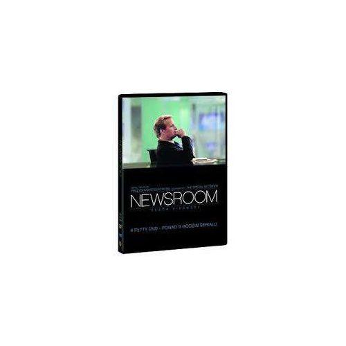 Newsroom, sezon 1 (DVD) - Greg Mottola, Jeremy Podeswa, Alan Poul DARMOWA DOSTAWA KIOSK RUCHU (7321909324169)