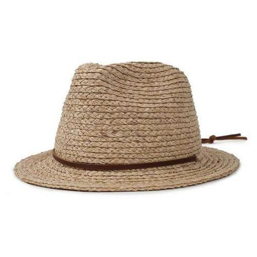 kapelusz BRIXTON - Levon Fedora Tan (TAN) rozmiar: M
