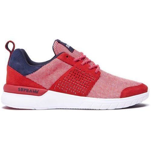 Buty - scissor red/navy-white (649), Supra
