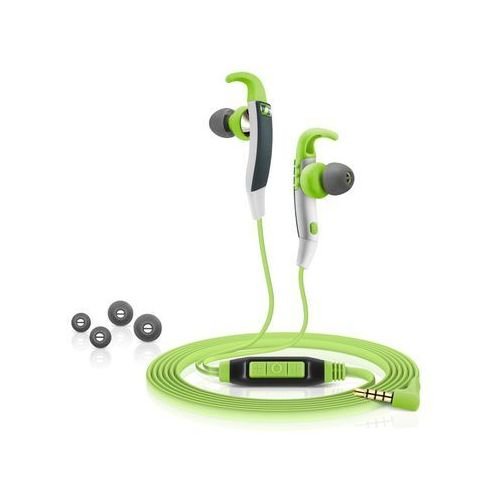 Sennheiser CX 686G Sports - Sportowy zestaw słuchawkowy (zielony) (4044155092455)