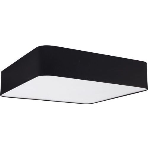Tklighting Plafon lampa sufitowa tk lighting office square 4x60w e27 czarny 2024