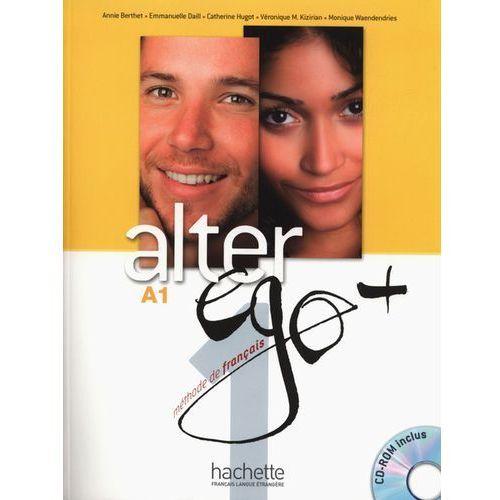 Alter Ego+ 1 Książka Ucznia Z Płytą Cd (2012)