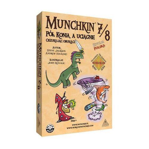 Munchkin 7/8 marki Black monk