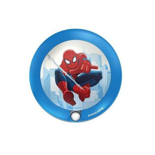 71765/40/16 - led światło orientacyjne dziecięce disney spider-man 1xled/0,06w/3v marki Philips