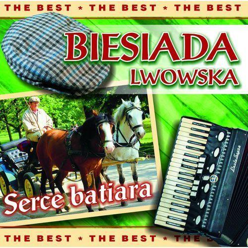 Biesiada Lwowska - Serce batiara [The Best] (5906409160831)