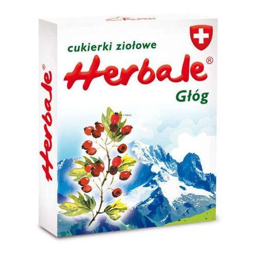 Altermedica Cukierki ziołowe herbale głóg 50g