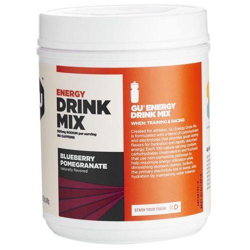 drink dose żywność dla sportowców blueberry pomegranate 840g 2018 suplementy marki Gu energy